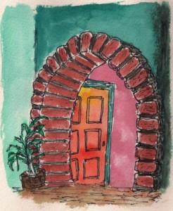 threshold door