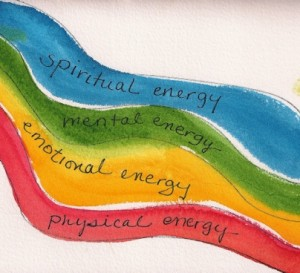 personal energy flows