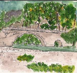 Bridge Iroz