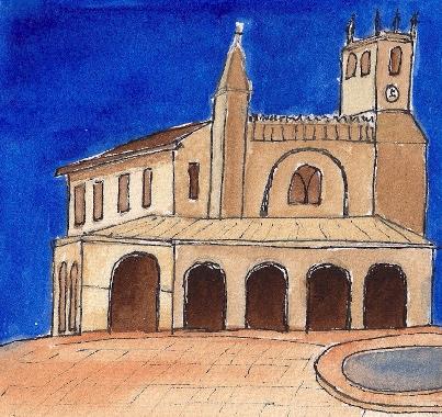 Obanos Church
