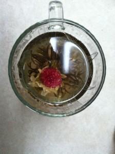 BYE tea blossom
