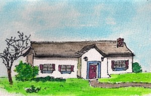 petes house